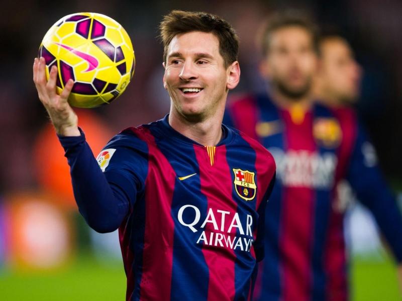 Lionel Messi, cầu thủ tấn công toàn toàn diện nhất thế giới.