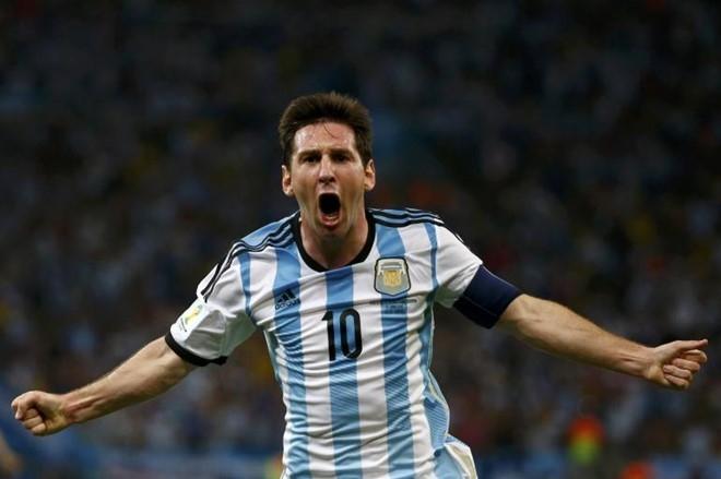 Lionel Messi (Barcelona/Argentina)