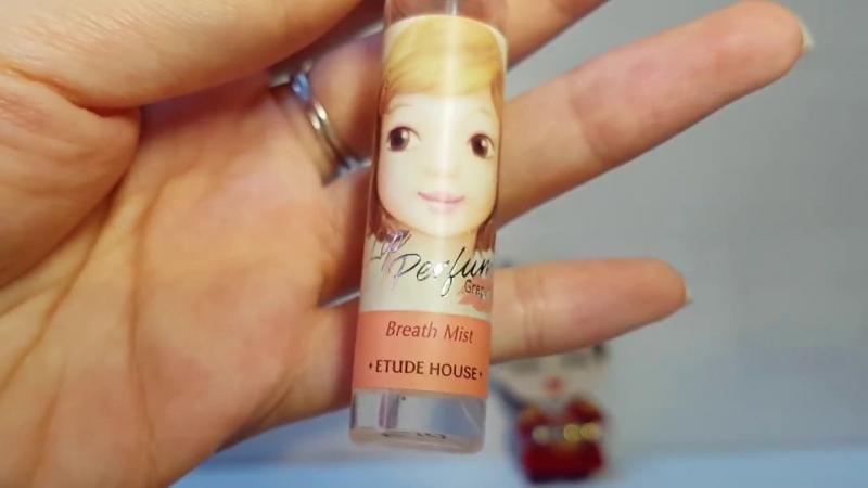 Nước xịt thơm miệng Lip Perfume Breath Mist