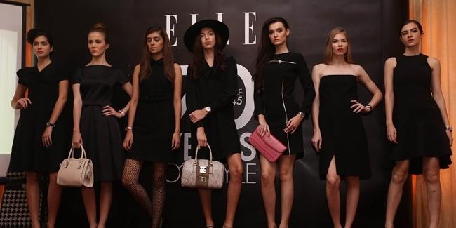 Little black dress dường như chẳng bao giờ lỗi mốt
