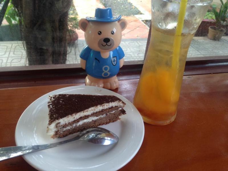 Bánh kem Little Garden Coffee & Cake