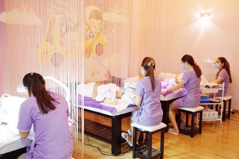 Top 7 Spa làm đẹp uy tín nhất quận Bình Tân, TP. HCM