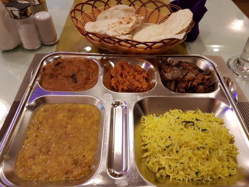 Little India Halal Restaurant Hanoi