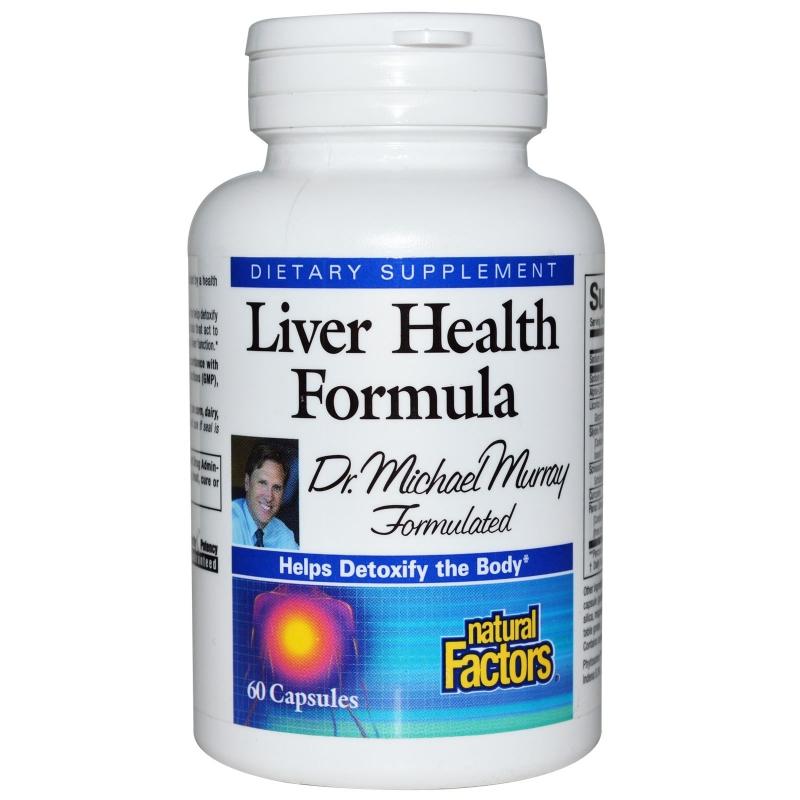 Thuốc Liver Health Formula