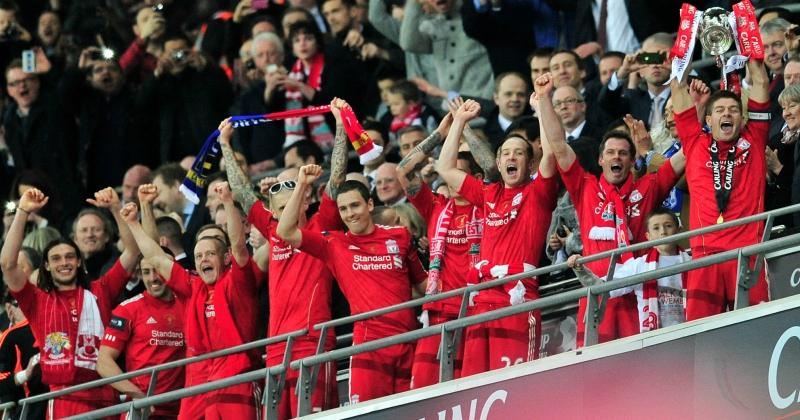 Lần gần nhất các cầu thủ Liverpool vô địch là năm 2012