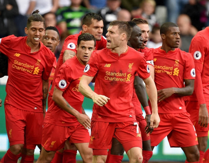 Vinh quang của Liverpool đã lùi vào quá khứ