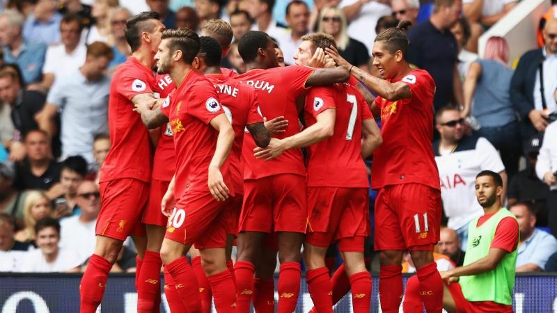 Liverpool thi đấu rất máu lửa dưới thời HLV Klopp