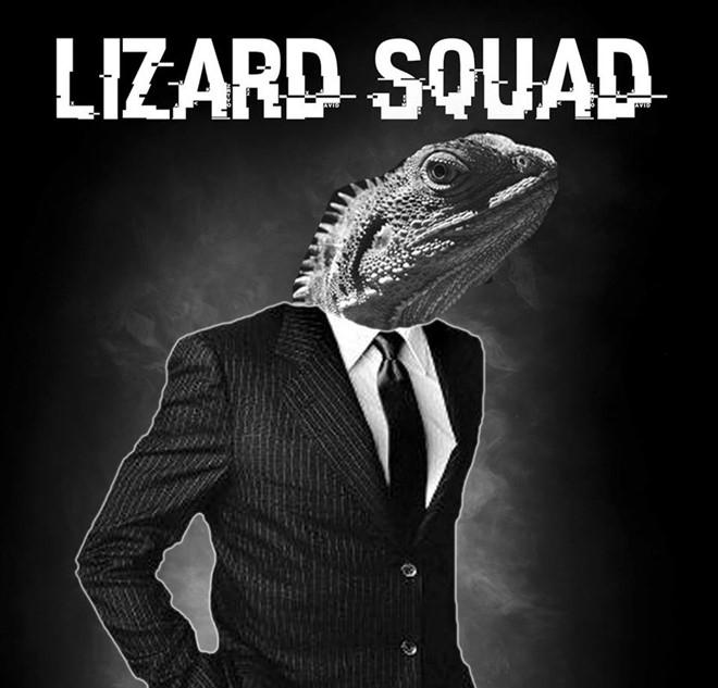 Lizard Squad với biệt danh