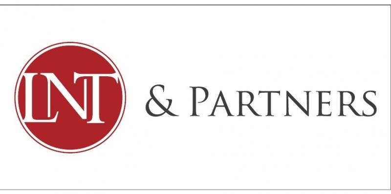 Logo thương hiệu Công ty Luật LNT & Partners