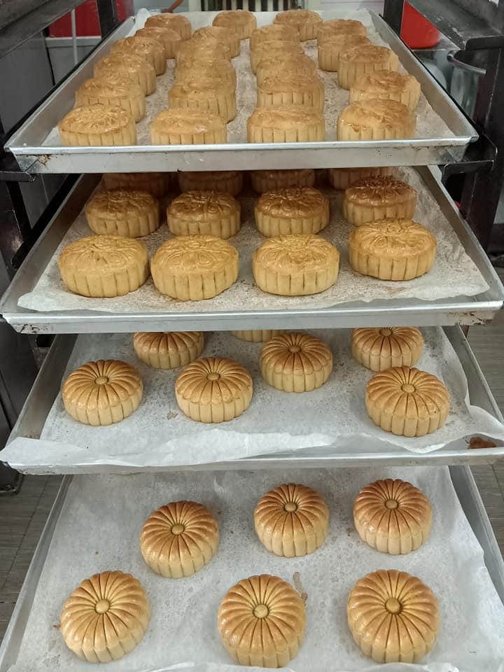 Bánh tại đây được làm bằng cái tâm của một người đầu bếp, đảm bảo vệ sinh, an toàn cho khách hàng