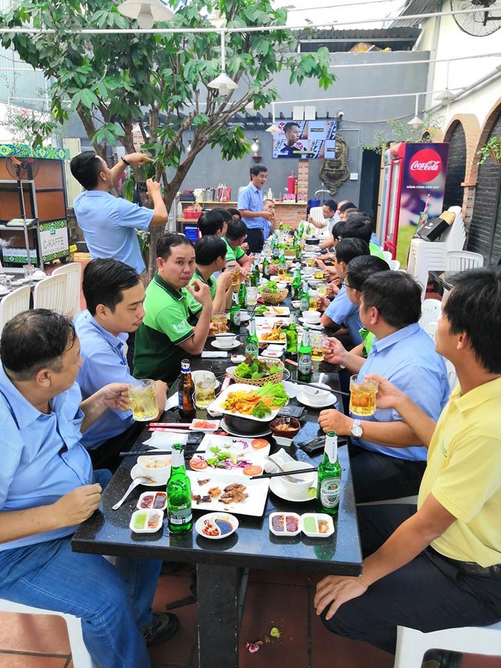 Lò Nướng Đá - Phạm Văn Chiêu