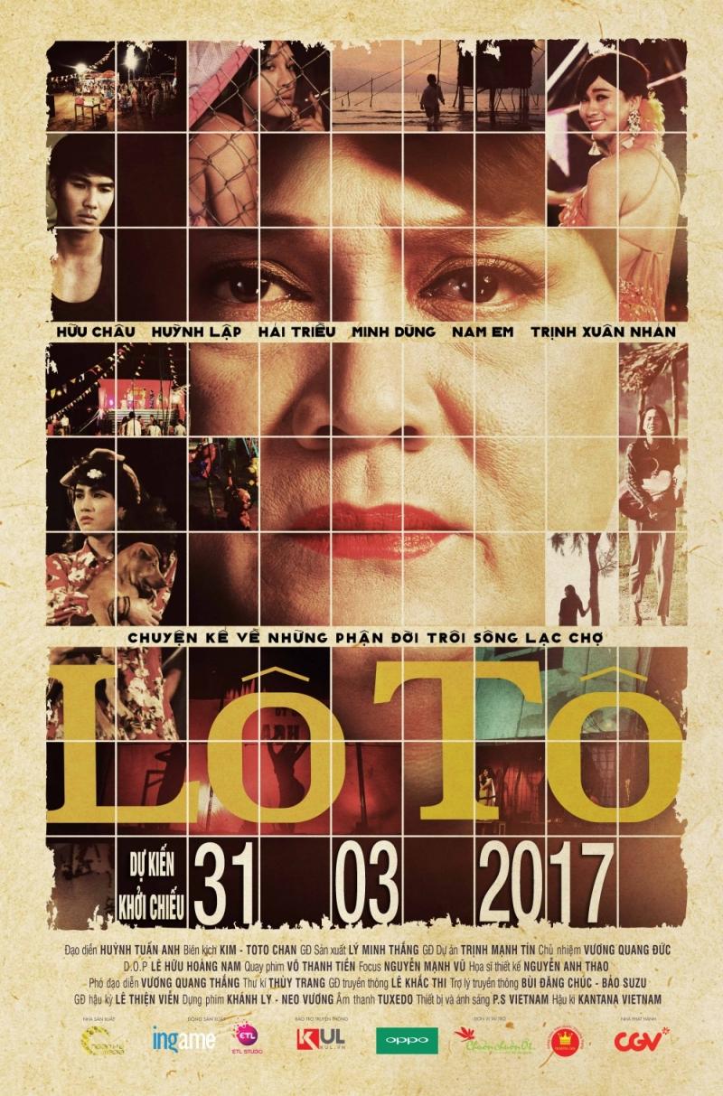 Lô tô là một trong những bộ phim về thế giới thứ ba hay nhất của phim Việt.