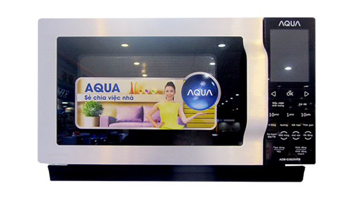Lò vi sóng Aqua AEM-G3625VFB