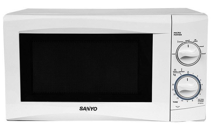 Lò vi sóng Sanyo EM-G205AW
