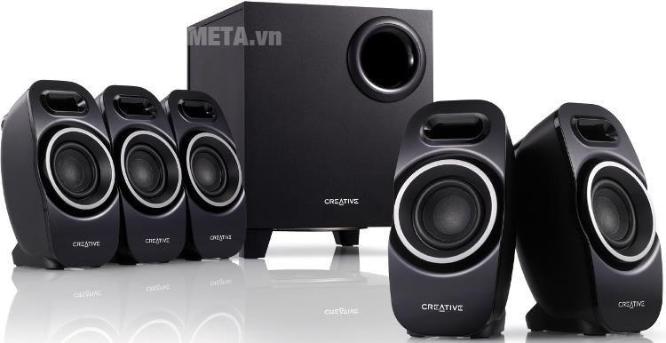 Loa Creative SBS A550 5.1:
