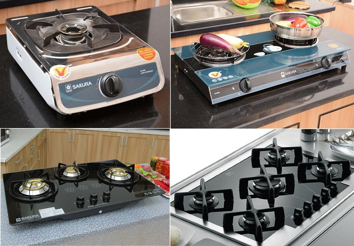 Tự chọn loại bếp thích hợp với nhu cầu sử dụng