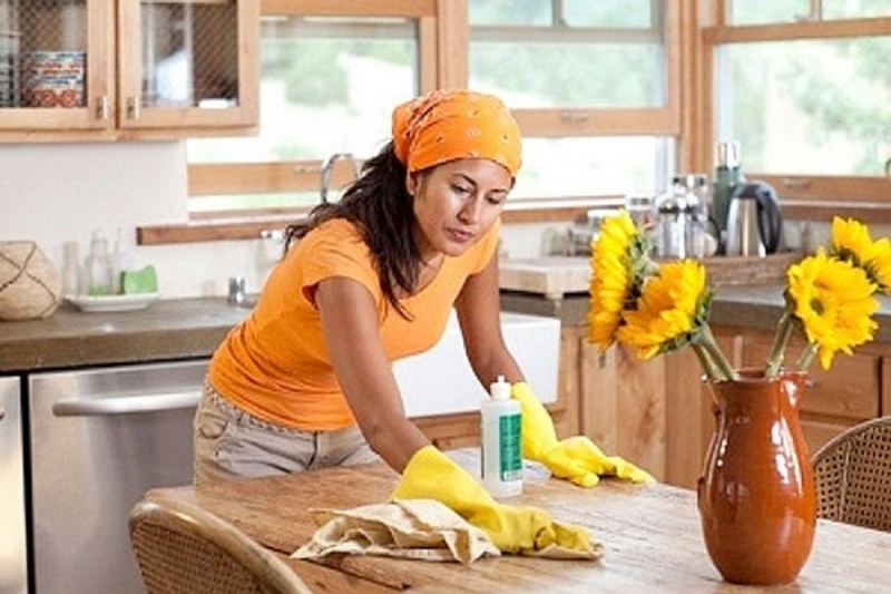 Hãy dọn dẹp để căn phòng đỡ chật chội, ngột ngạt