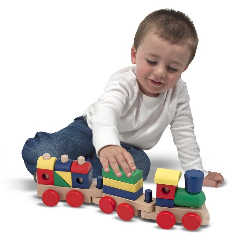 Top 20 loại đồ chơi thông minh cho bé 2 tuổi
