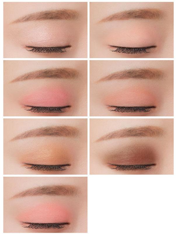 Top 7 loại phấn mắt Hàn Quốc tốt nhất với giá phải chăng hiện nay