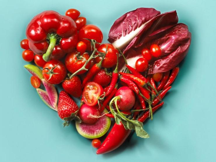 Top 15 loại rau quả có màu đỏ có lợi cho sức khỏe nhất
