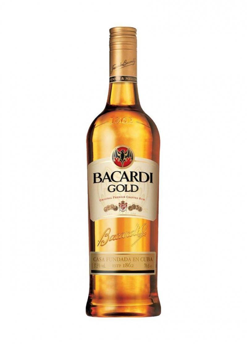 Sản phẩm rượu Rum của thương hiệu nổi tiếng và bán chạy nhất trên thế giới - Bacardi