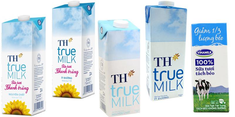 Top 11 loại sữa đóng hộp ngon đảm bảo chất lượng nhất hiện nay.