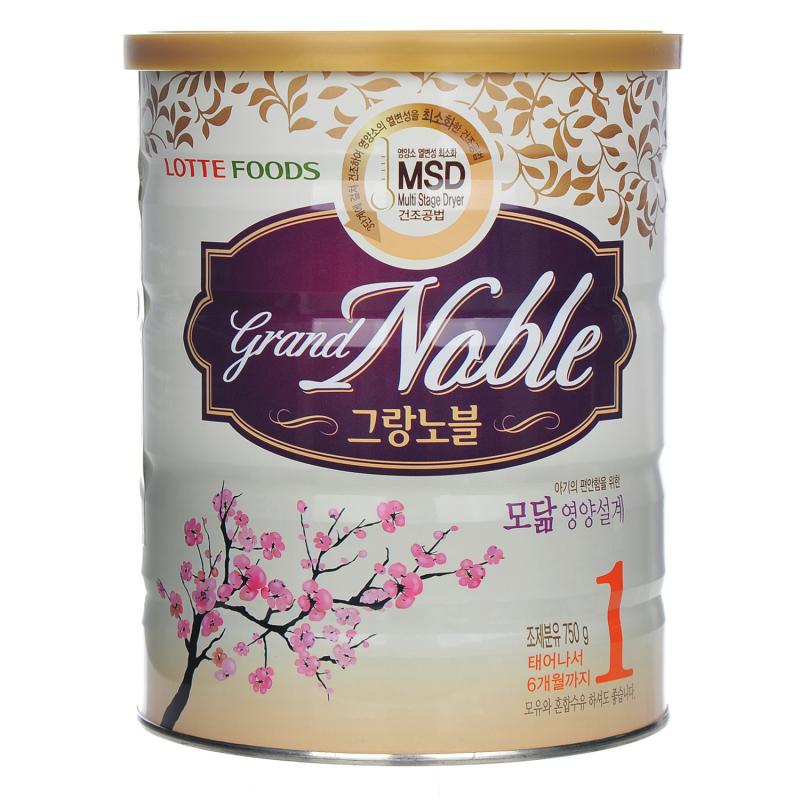 Sữa Grand Noble tăng đề kháng