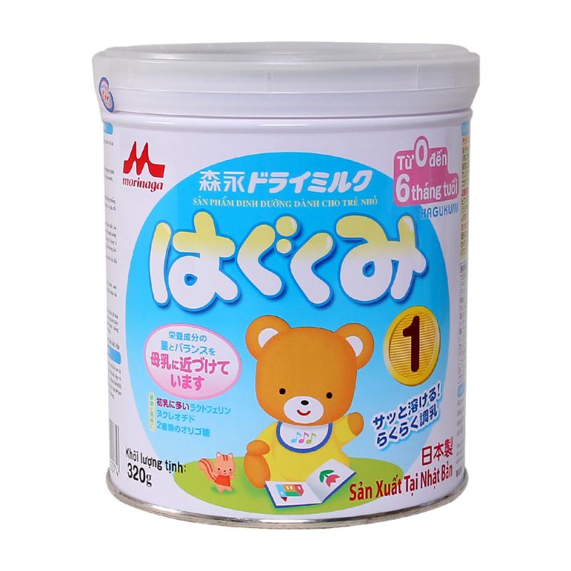 Sữa Morinaga của Nhật tăng đề kháng