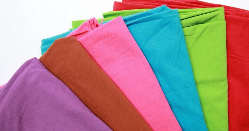 Top 7 loại vải phổ biến nhất trên thị trường hiện nay