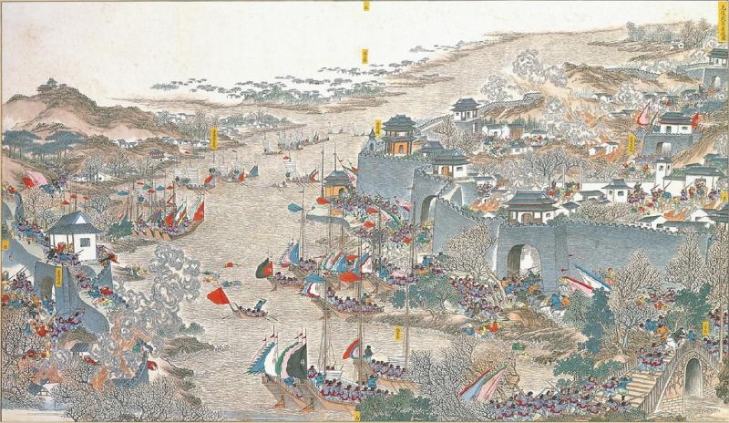 Loạn Thái Bình Thiên Quốc khiến khoảng 20 triệu – 100 triệu người tử vong