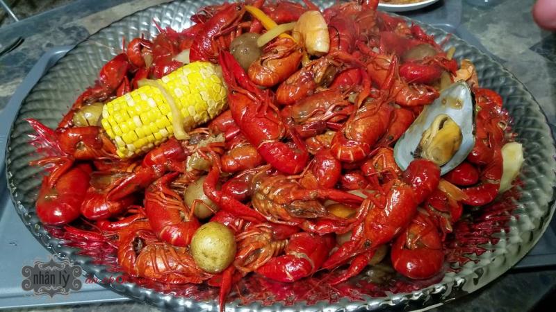 tôm hùm đất ở Lobster