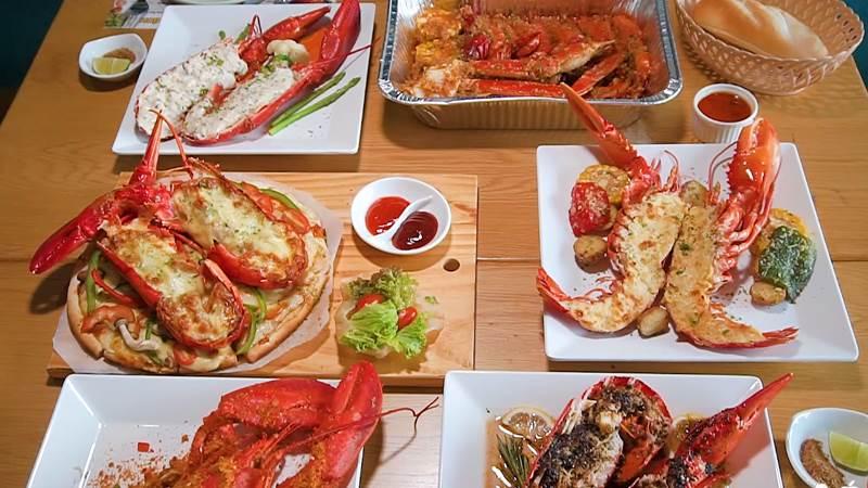 Lobster Bay - Nhà Hàng Hải Sản Kiểu Mỹ - Kỳ Đồng