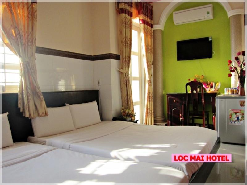 Phòng nghỉ của du khách sẽ là một không gian hoàn toàn riêng tư với nội thất, trang thiết bị hiện đại.