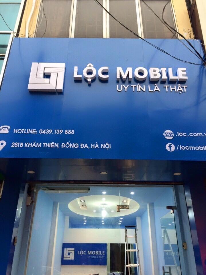 Lộc Mobile - Nơi mua Smartphone uy tín