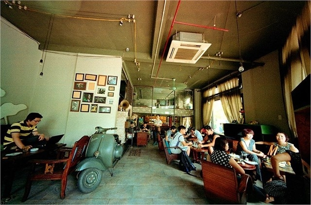 Lộc Vừng Cafe
