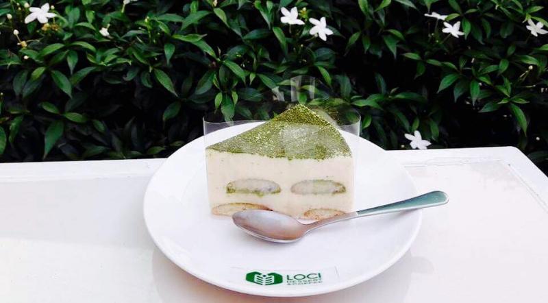Ngoài các loại nước uống, đồ ngọt của LOCI cũng ngon không kém