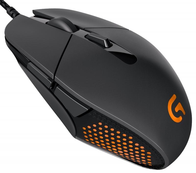 Chuột Logitech G303 Daedalus Apex