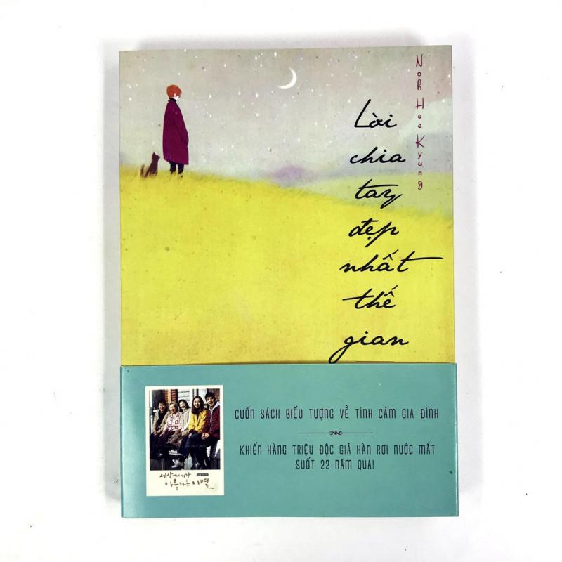 Lời chia tay đẹp nhất thế gian - Noh Hee Kyung