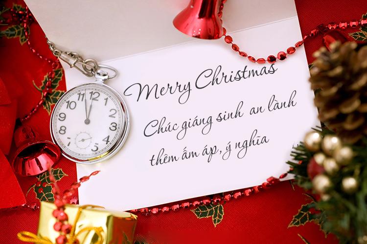 Món quà đơn giản trong dịp giáng sinh cũng có thể là một lời chúc ý nghĩa qua điện thoại dành cho những người bạn, người thân yêu của mình ở xa.