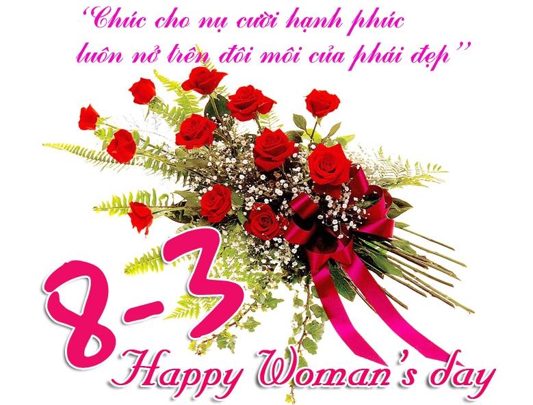Top 10 Lời chúc 8/3 hay nhất cho bạn bè và đồng nghiệp nữ