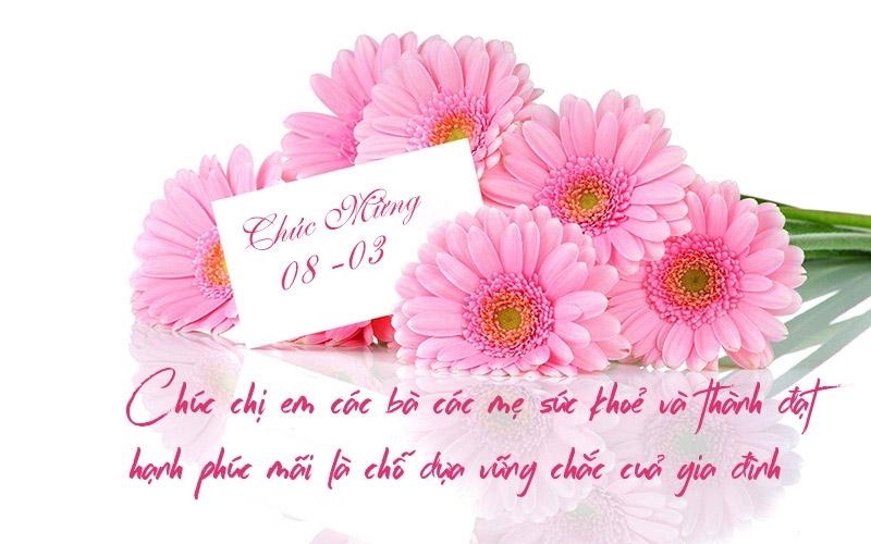 Lời chúc 8/3 hay, ý nghĩa và ngắn gọn dành tặng đồng nghiệp nữ