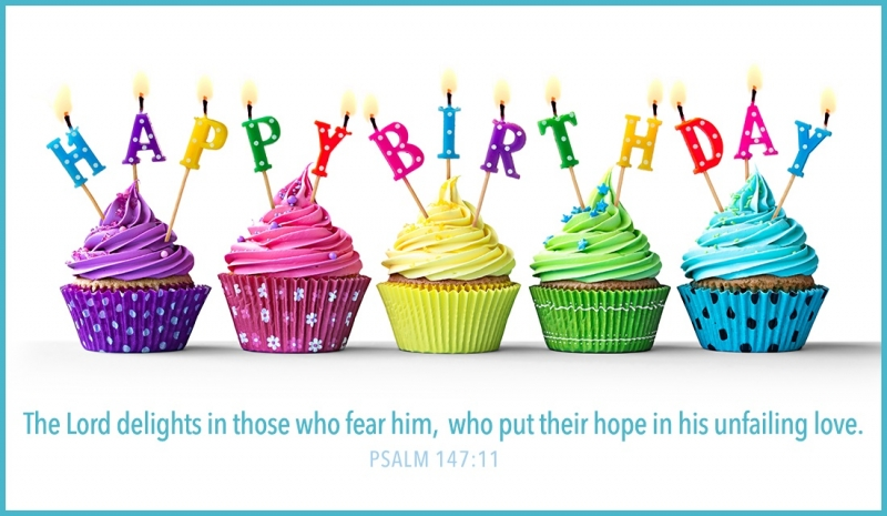 Just want to tell you that you're special, and to wish you all the joys of a wonderful birthday!
