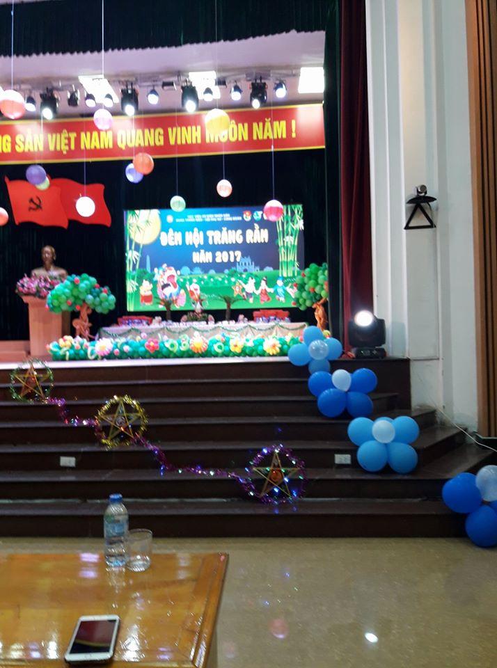 Lời dẫn chương trình tết trung thu của trường tiểu học (số 7)
