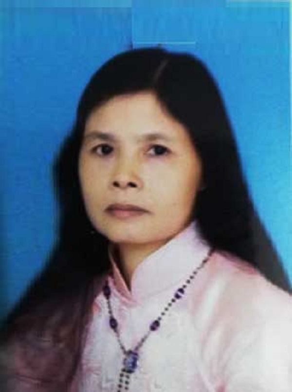 Nhà thơ Nguyễn Thị Hồng Hạnh