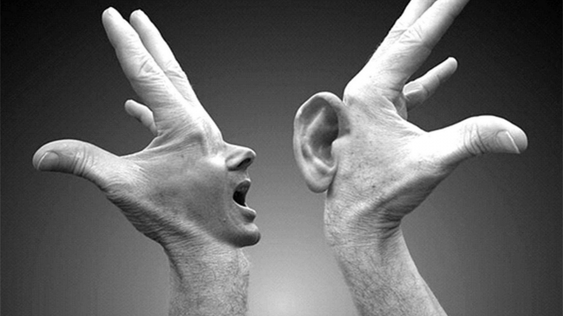 Lời nói của bạn có sức ảnh hưởng đến thái độ của người xung quanh.