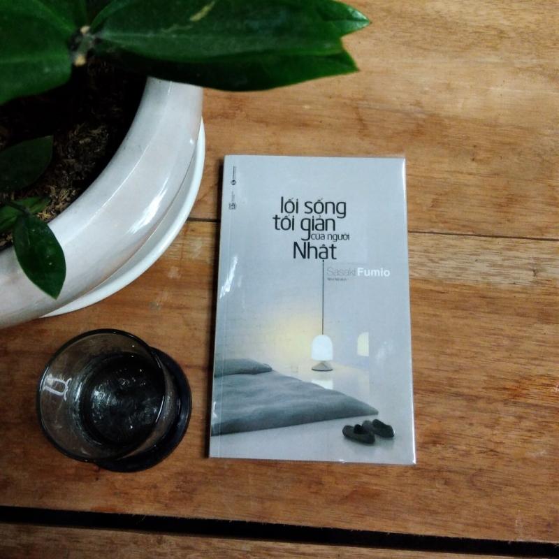 Cuốn sách Lối sống tối giản của người Nhật