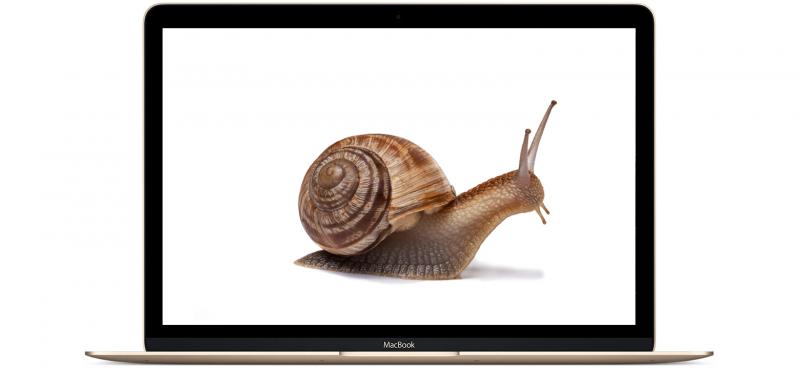 Macbook của bạn đột nhiên trở nên rất chậm!