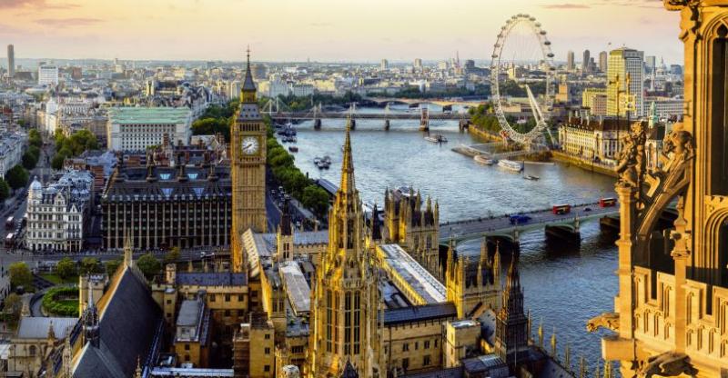 London - Thành phố gắn với những câu chuyện