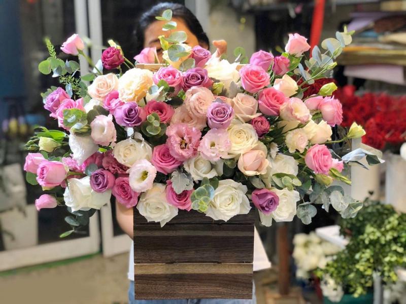 Long Bảo Flowers