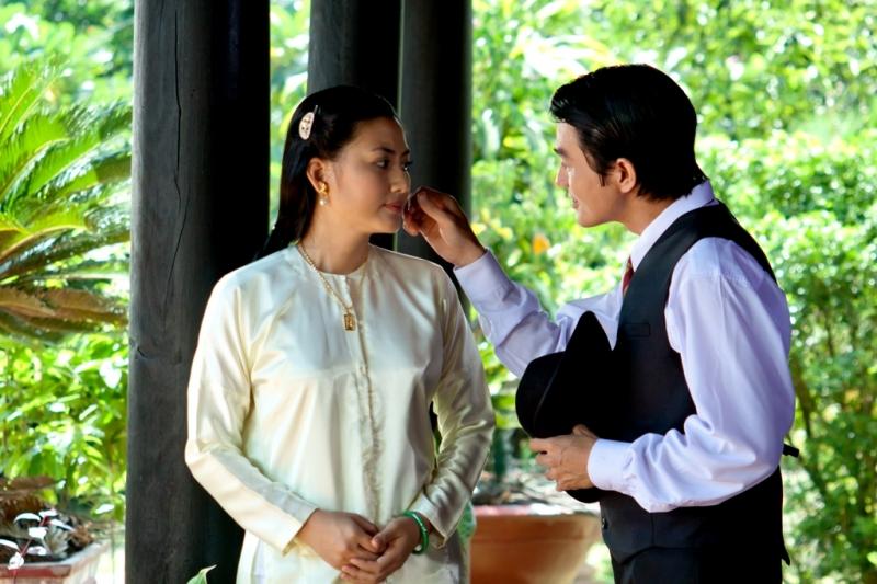 Một cảnh trong bộ phim